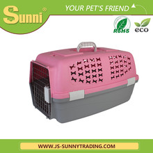 Cheap wholesale high quality plastic pet carrier