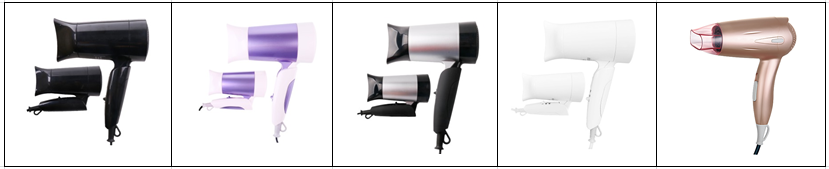 High Quality 1200w Dc Motor Electric Hair Dryer