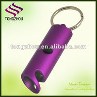 Promotion bottle opener with key chain light