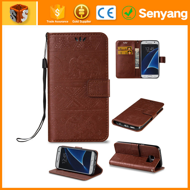 trending hot products 2016 for usa Purse Leather Case For Samsung Galaxy Note 3