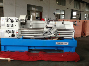 Gear Head Precision Engine Lathe Machine from manufacture