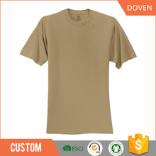 Fashion oem any style man/woman t shirt blank