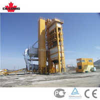 160t/h CL-2000 hot mix asphalt equipment, asphalt plant
