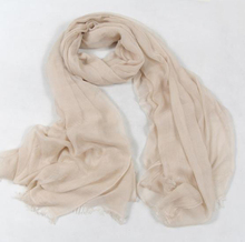 Spring 2014 Fashion Scarf Maxi Size from Scarf Exporter in Beige