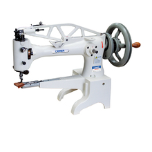 durable long arm industrial leather shoes patch sewing machine