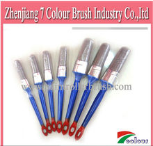 plastic round brush,hard round brush,paint brush round
