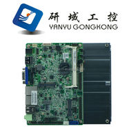 "3.5 sbc motherboard / Mini PC Board ( Intel N2800 3.5"" ,NM10 Chipset,DDR3 )- Embedded SBC Motherboard"