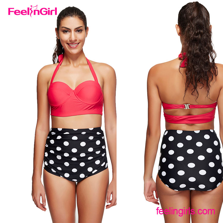 Polka Bikini For Women, Polka Bikini For Women Suppliers and Manufacturers  at Alibaba.com