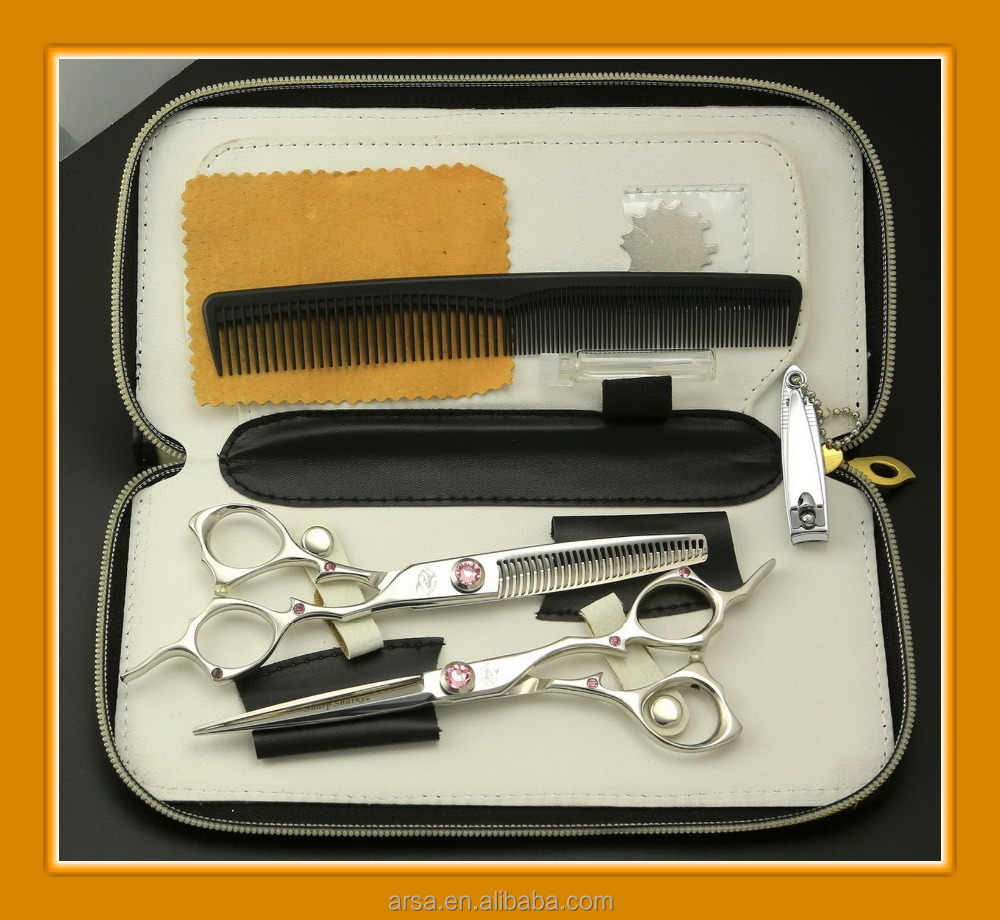 scissors kits scissors cases leath cases