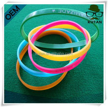 Fashion classical antique far infrared silicone bracelet