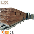 lumber drying machine with final moisture content less than 10%