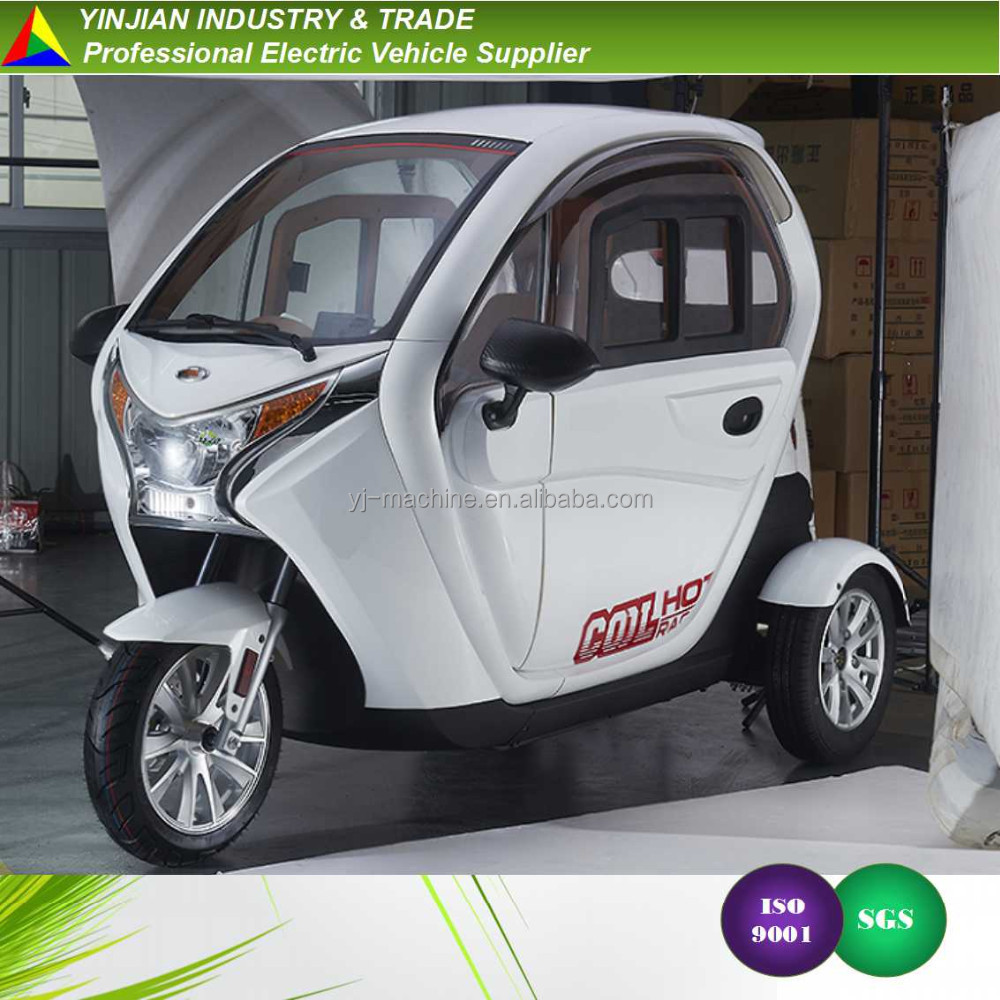 Popular Smart City E Trike,Electric Tricycle