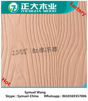 [ 5.0+mm ] embossed / flat natural oak / ash fancy plywood, furniture plywood