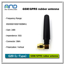 Factory Price High Gain Rubber Duck Omni GSM Antenna With SMA Serial Connector