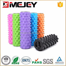 Mixed Colors Customized Logo Printing round foam roller