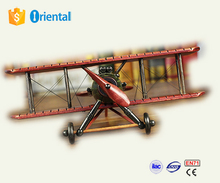 Wooden Airplane Toy Outdoor Games, Wooden Model Airplane For Home Decor or Gift, Wooden Airplane Paper Box Packaging