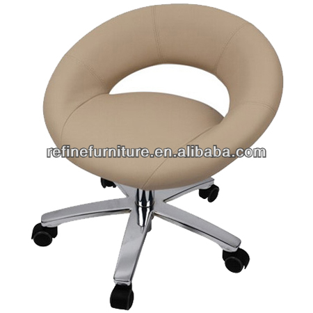 professional portable nail manicure chair nail salon furniture RF-L002