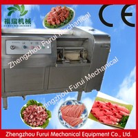 full automatic pork/beef/chicken meat cube cutting machine
