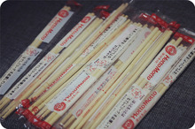 ZHUPING BC-06 natural and polished well Customized Disposable Bulk Chopsticks