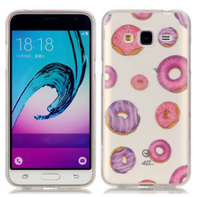 Customized Printed TPU Soft Gel Rubber Phone Case Clear Back Cover for Samsung Galaxy Grand Prime G530