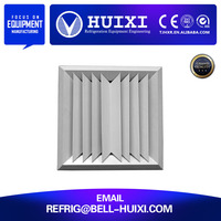 2 Way Square HVAC Diffusers Air Conditioning Diffuser