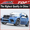 High quality body kit for BMW 2009-2013 X5 to X5M HM Style for bmw body kit e70