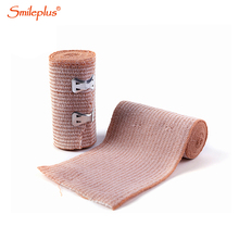 28% rubber fabric soft breathable elastic bandage with woven adge