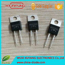20A 60V Schottky Diode MBR2060CT Barrier Rectifier Diode