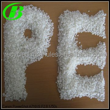 high density polyethylene Recycled / Virgin HDPE/plastic granules