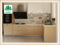 eco-friendly good price kitchen counter cabinet