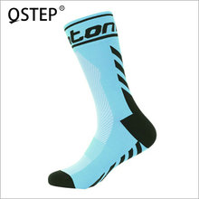 Factory direct sell long thermal colorful cycling elite sports socks
