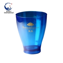 Sale China Plastic Champagne Mini Ice Bucket Party Cooler For Beer Mug/Wine Cup