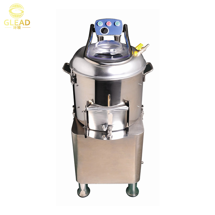 Industrial equipment industrial potato cutter/commercial used potato peeler for sale