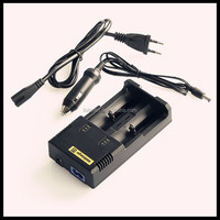 original nitecore i2 imr/li-ion 18650 35amp battery 3.7v charger intellicharger 2bay/slots electric bicycle battery charger