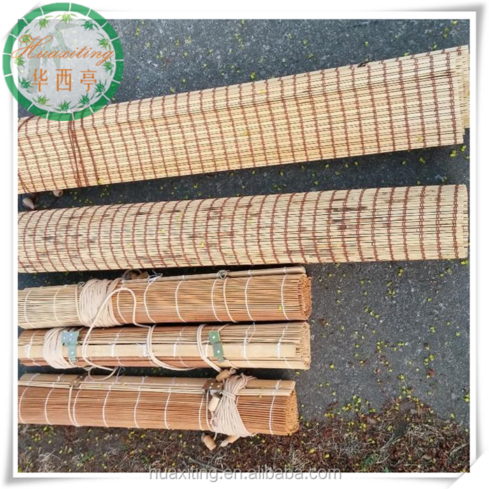 Woven-Bamboo window covering Northwest Window Coverings