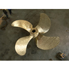 CCS Certificate Fixed Pitch Bronze 88 Inches Ship Propeller