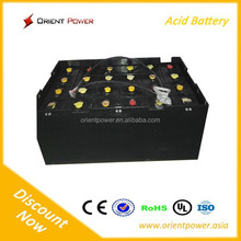 High quality industrial traction battery 24 volt 24v 3VBS225/24v 225Ah