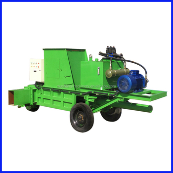 Manufacturer Supply Square Silage Packing Machine