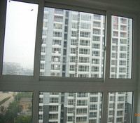 General aluminum sliding windows