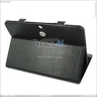 Black Color Lichi paint Leather Case with Stand for Playbook BBPLAYBOOKCASE010