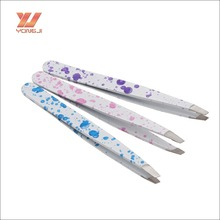 TW0062 new promotion colorful tweezers for eyelash extension