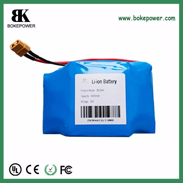 electric scooter battery pack 48v rechargeable battery pack
