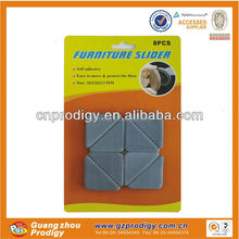 used moving men furniture sliders/furniture pads