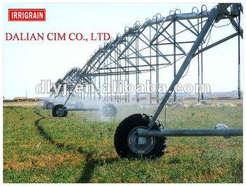 Chinese latest irrigation farm machine