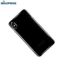 Oem Design 2018 China Manufacturing Mobile Covers Clear Tpu Case Cellphone Back Cover For Iphone8