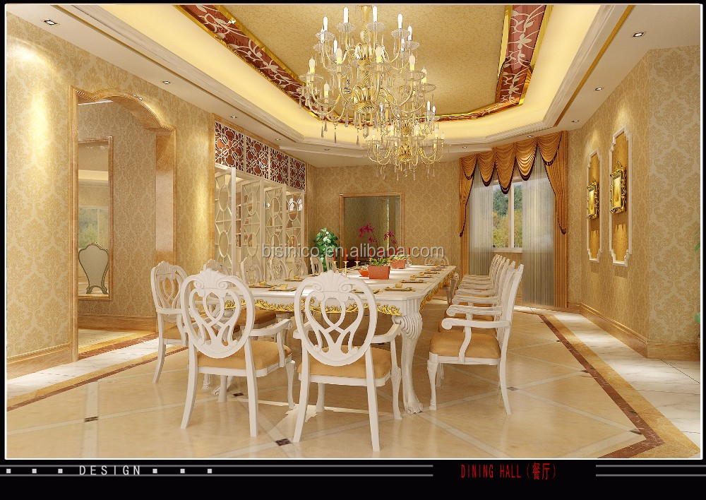 Interior 3D Rendering For Luxurious Villa With Best Price