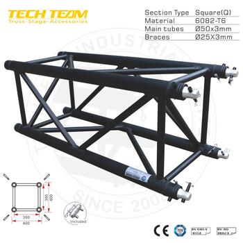 Global Dj booth truss system 400*400mm square truss