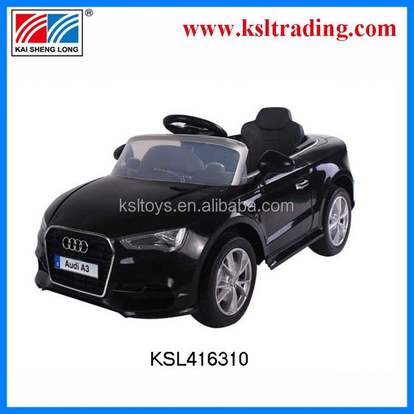 2015 kids ride on car A3 toy car simulation baby electric car price for kids