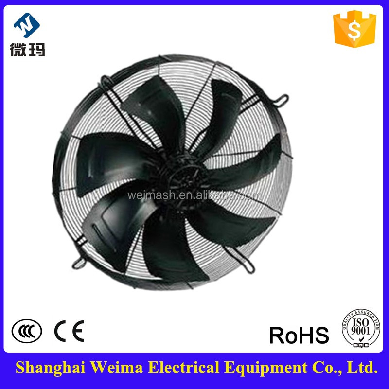 High Efficiency 710mm Easily Installing 380v Tube Axial Fan