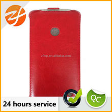 mobile phone case for huawei ascend y300,pu leather case for huawei y300